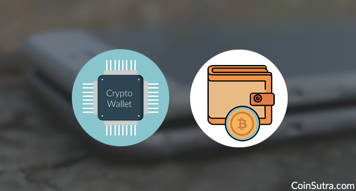 Billeteras de hardware para criptomonedas