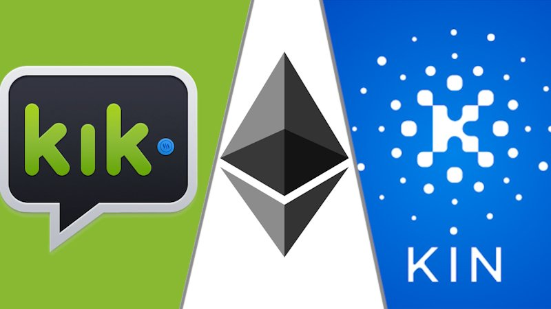 Kik messenger will refuse Ethereum in favor of Stellar