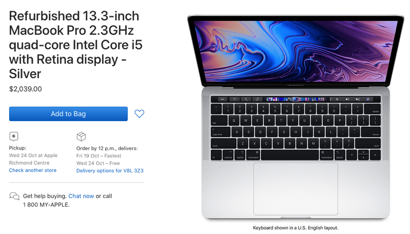 macbook pro bitcoin
