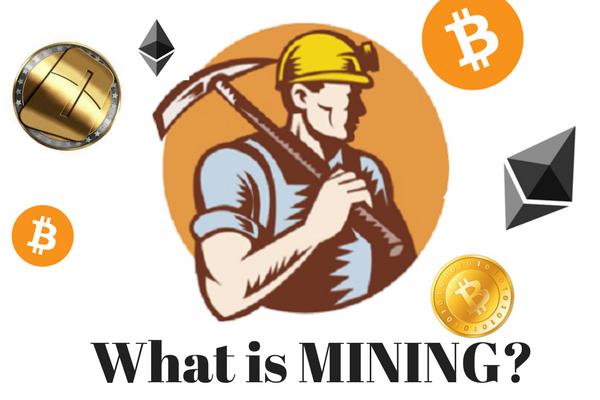 blockchain mining industry
