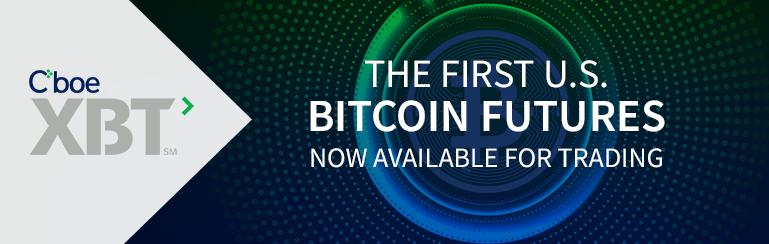 où trader cboe bitcoin futures