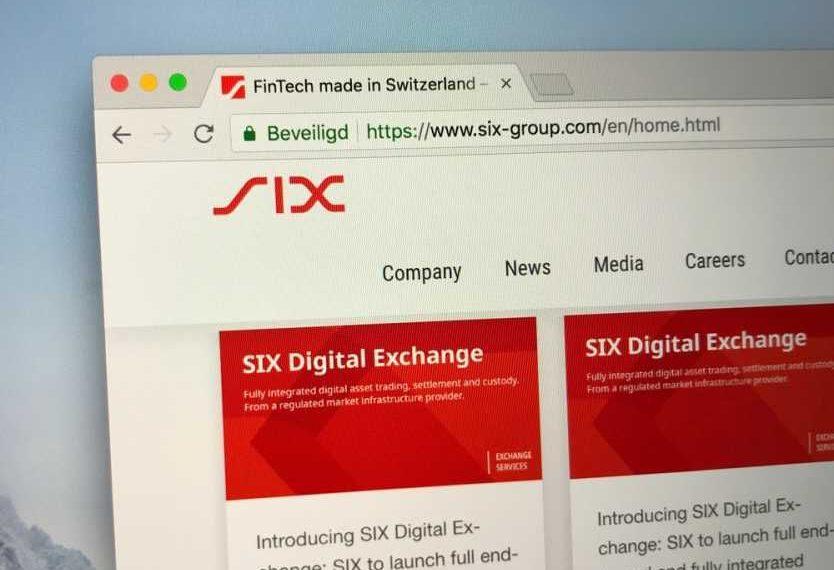 swiss stock exchange cryptocurrency