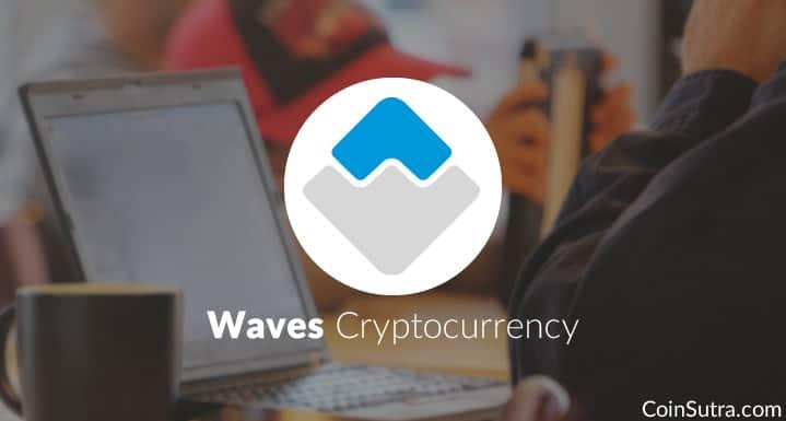 waves cryptocurrency exchange