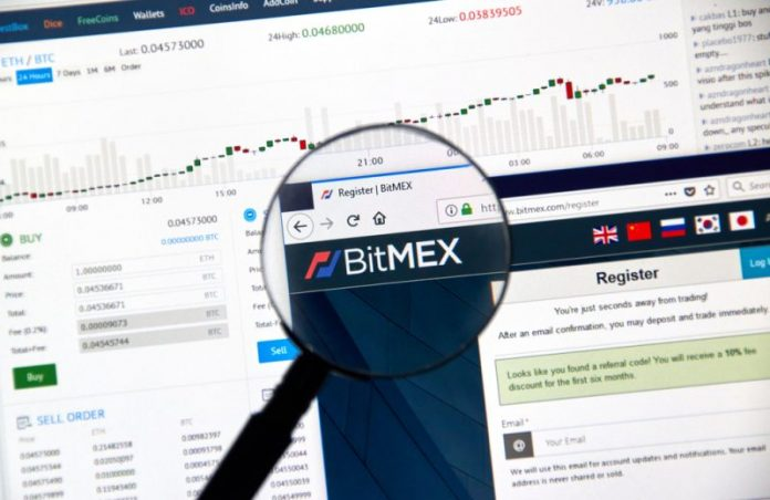 On the stock exchange BitMEX liquidated short positions at $ 131 4