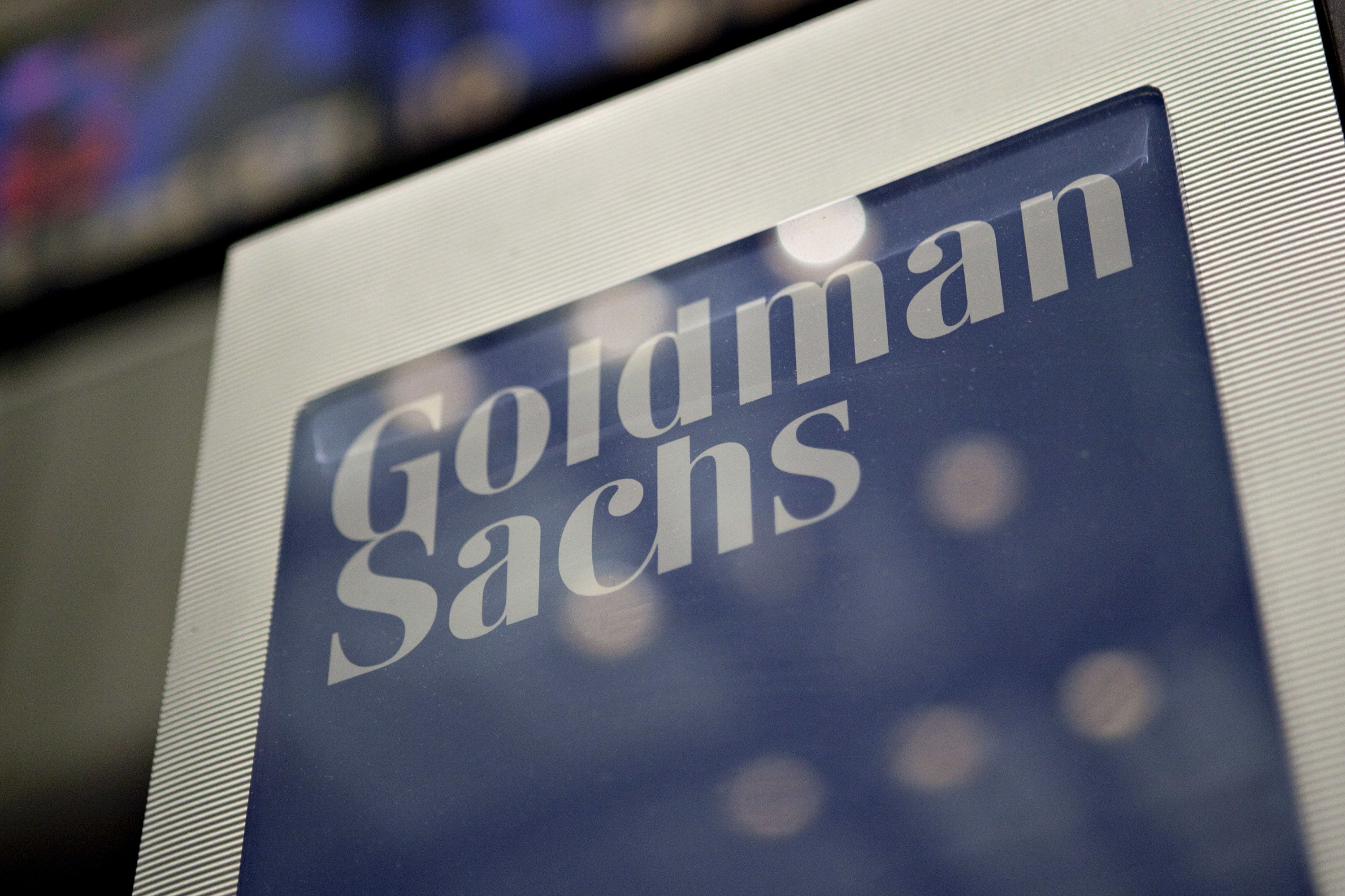 goldman sachs cryptocurrency investment