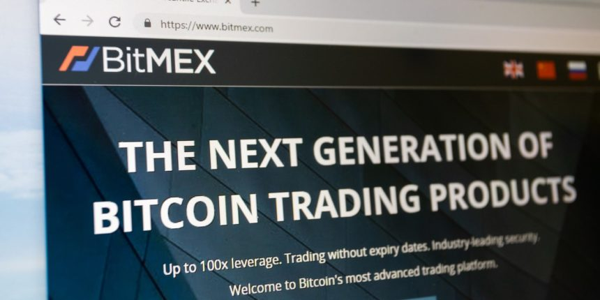 BitMEX Exchange restricted access to users from Hong Kong