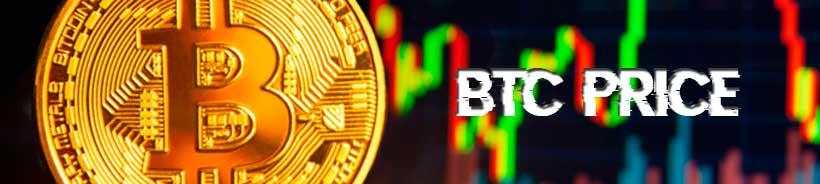 BITCOIN BTC - PRICE