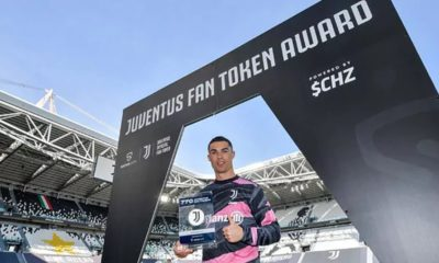 Cristiano Ronaldo Becomes First Player to Earn Rewards in Cryptocurrency