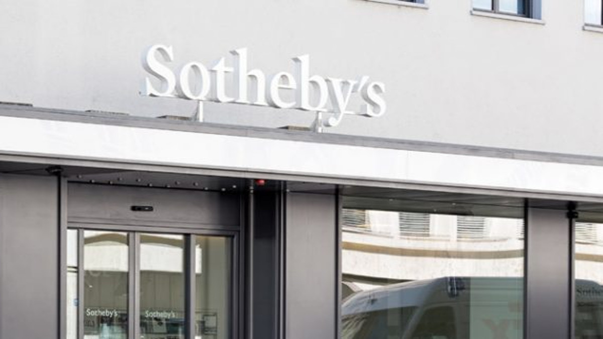 Sotheby's Going crypto – Bitcoin and ETH