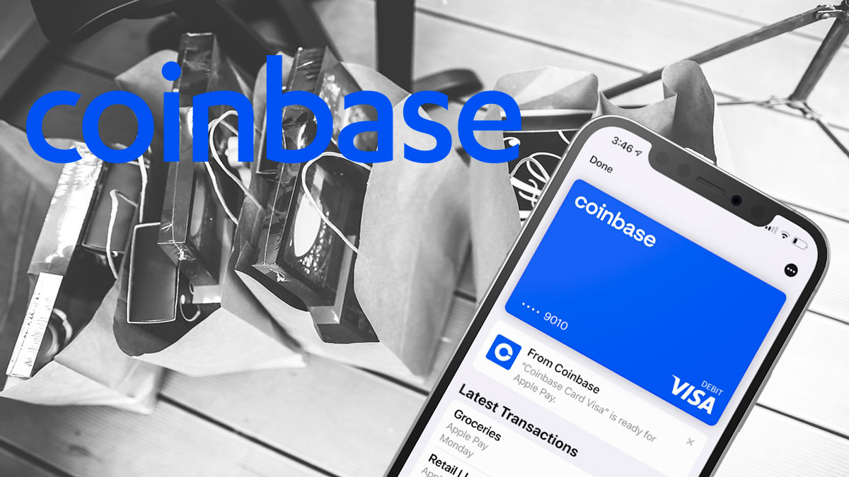 Individuals can use Coinbase Card with Apple Pay and Google Pay to make payments